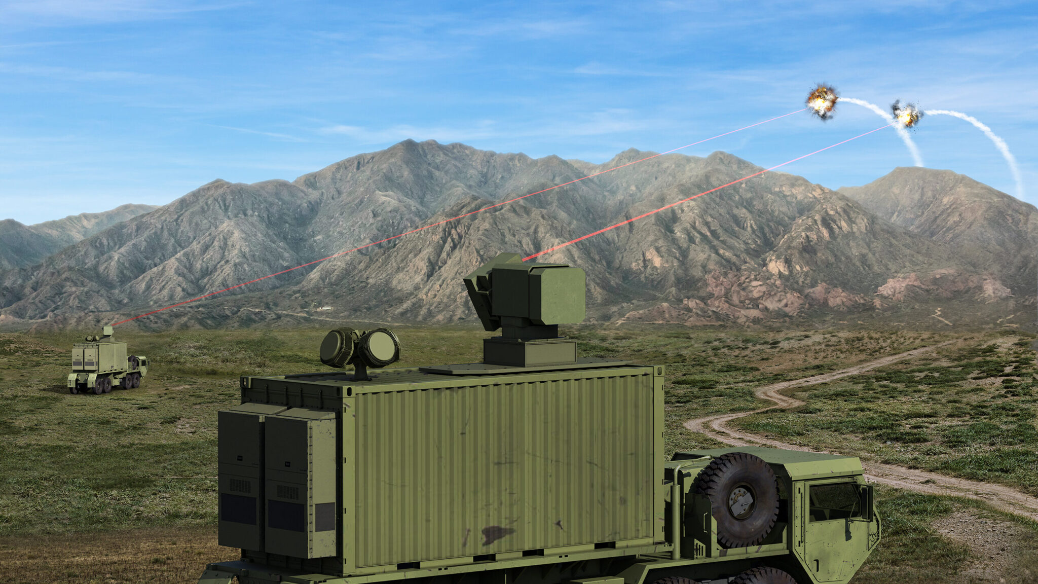 Army Awards Laser Weapon Contract To Boeing, General Atomics Team